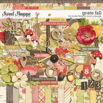 GrateFall by Studio Flergs & Laura Passage