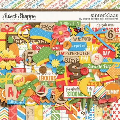 Sinterklaas by Digital Scrapbook Ingredients