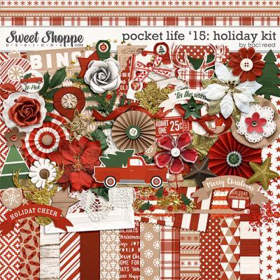 Pocket Life '15: Holiday Kit by Traci Reed