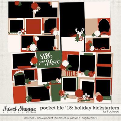 Pocket Life '15: Holiday Kickstarters by Traci Reed