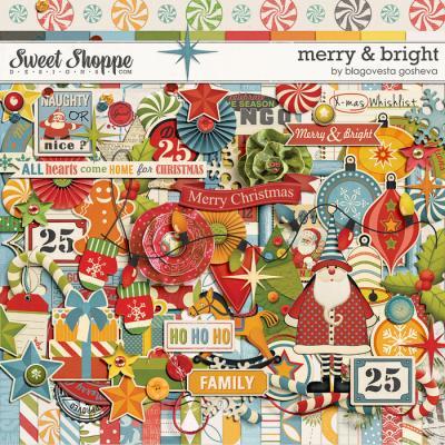 Merry & Bright by blagovesta Gosheva