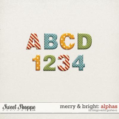 Merry & Bright: Alphas by Blagovesta Gosheva