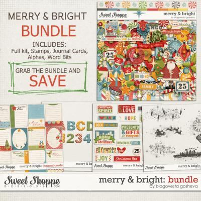 Merry & Bright: Bundle by Blagovesta Gosheva