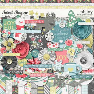 Oh Joy Kit by Sugary Fancy