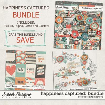 Happiness Captured: Bundle by Blagovesta Gosheva
