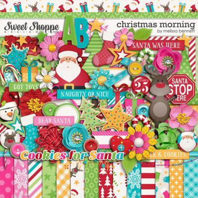 Christmas Morning by Melissa Bennett
