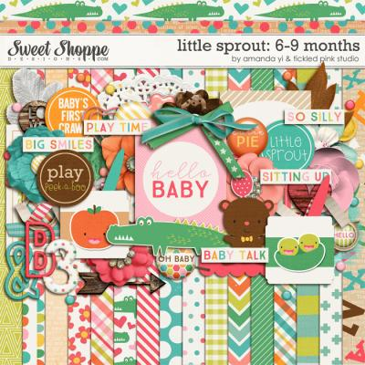 Little Sprout: 6-9 Months by Amanda Yi & Tickled Pink Studio