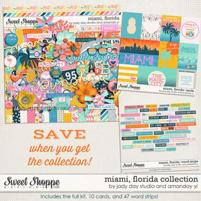 Miami, Florida : Collection by Jady Day Studio & Amanda Yi