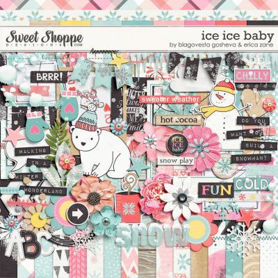Ice Ice Baby by Blagovesta Gosheva & Erica Zane