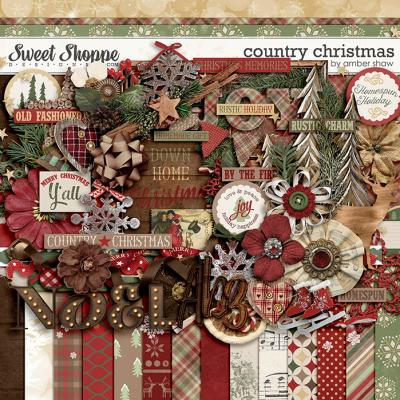 Country Christmas by Amber Shaw