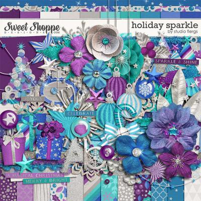 Holiday Sparkle by Studio Flergs