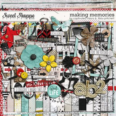 Making Memories by Captivated Visions & Libby Pritchett
