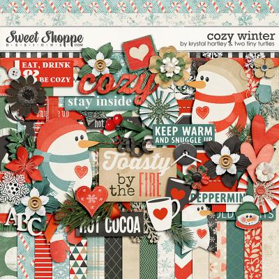 Cozy Winter by Krystal Hartley and Two Tiny Turtles