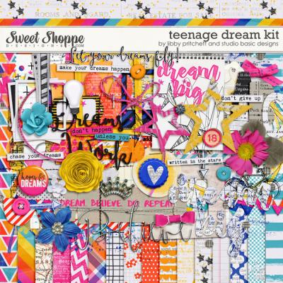 Teenage Dream by Studio Basic Designs and Libby Pritchett