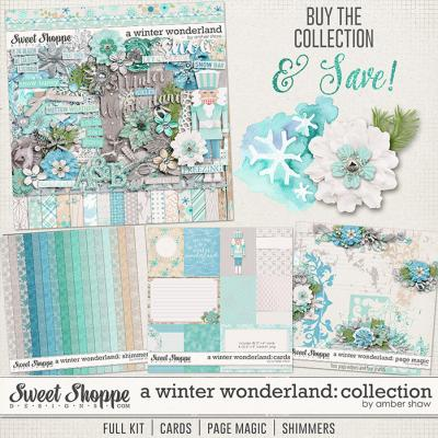 A Winter Wonderland: Collection by Amber Shaw