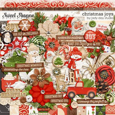 Christmas Joys by Jady Day Studio
