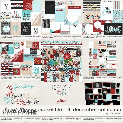 Pocket Life '15: December Collection by Traci Reed