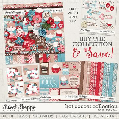 Hot Cocoa: Collection by Amber Shaw