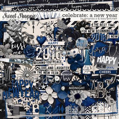 Celebrate: A New Year by Amanda Yi & Libby Pritchett