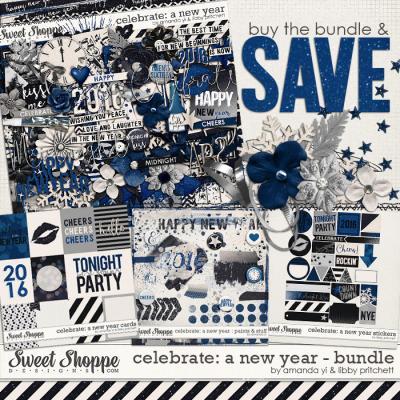 Celebrate: A New Year : Bundle by Amanda Yi & Libby Pritchett