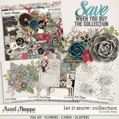 Let it Snow: COLLECTION by Studio Flergs