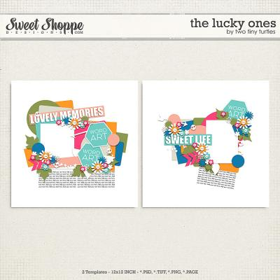 The Lucky Ones by Two Tiny Turtles