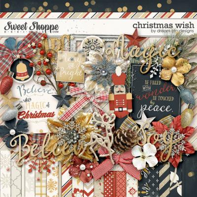 Christmas Wish by Dream Big Designs