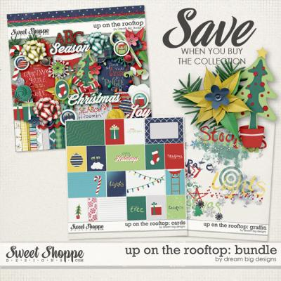 Up on the Rooftop: Bundle by Dream Big Designs