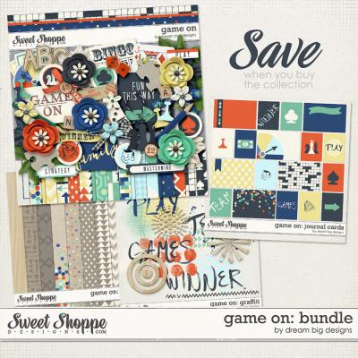 Game On: Bundle by Dream Big Designs