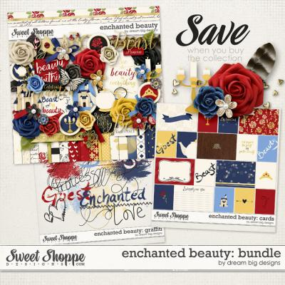 Enchanted Beauty: Bundle by Dream Big Designs