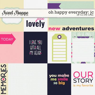 Oh Happy Everyday: Cards by Two Tiny Turtles
