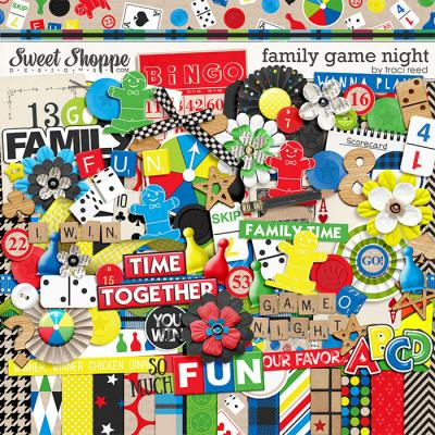 Family Game Night by Traci Reed