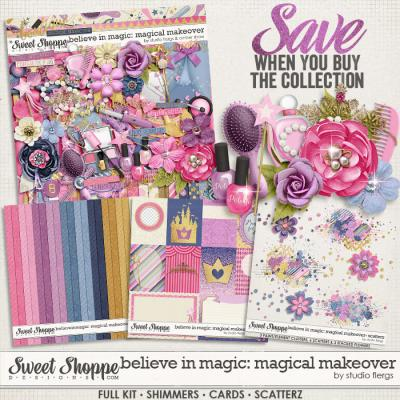 Believe In Magic: Magical Makeover Collection by Amber Shaw & Studio Flergs