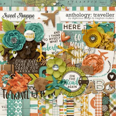 Anthology: Traveller by Digilicious Designs & Meghan Mullens