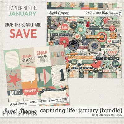 Capturing life: January {bundle} by Blagovesta Gosheva