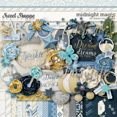 Midnight Magic by Dream Big Designs