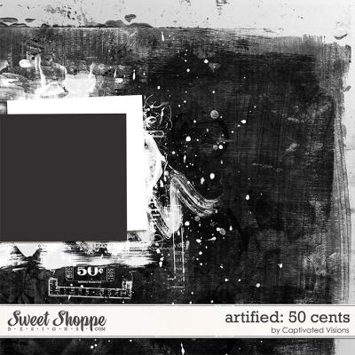 Artified: 50 Cents by Captivated Visions