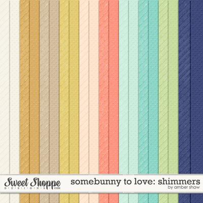 Somebunny to Love: Shimmers by Amber Shaw