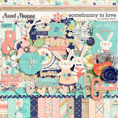 Somebunny to Love by Amber Shaw