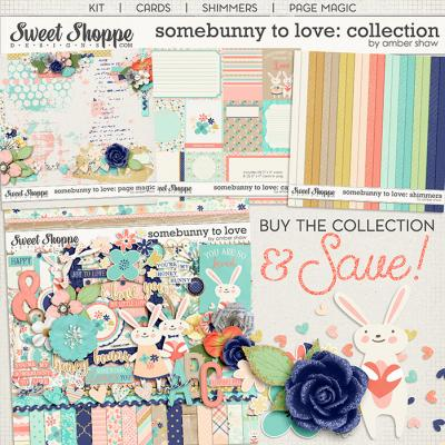 Somebunny to Love: Collection by Amber Shaw