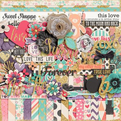 This Love by Amber Shaw & Amanda Yi