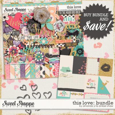This Love : Bundle by Amber Shaw & Amanda Yi