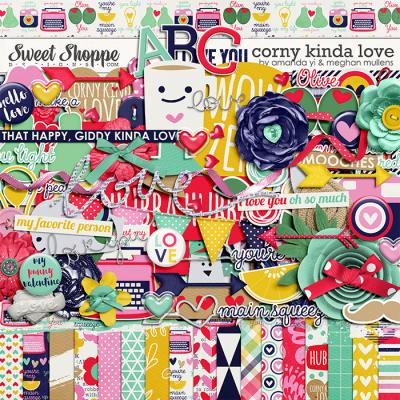 Corny Kinda Love-Kit by Amanda Yi & Meghan Mullens