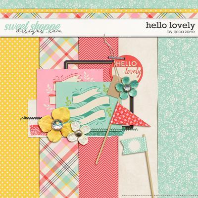 Hello Lovely by Erica Zane