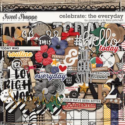 Celebrate: The Everyday by Amanda Yi & Libby Pritchett
