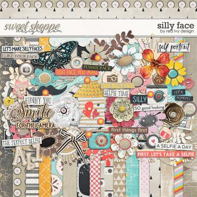 *FREE with your $10 Purchase* Silly Face by Red Ivy Design