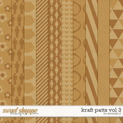 Kraft Patts Vol.3 by Amanda Yi