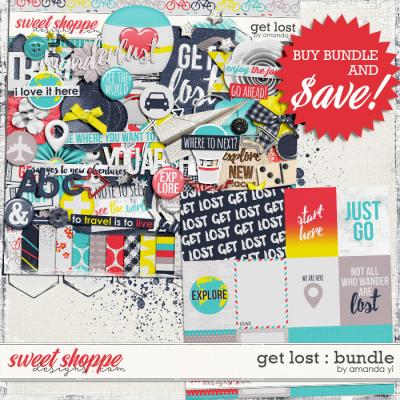 Get Lost : Bundle by Amanda Yi