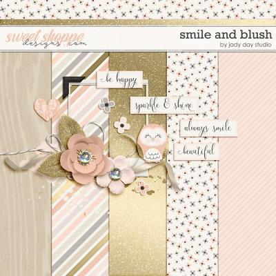 Smile And Blush Freebie by Jady Day Studio