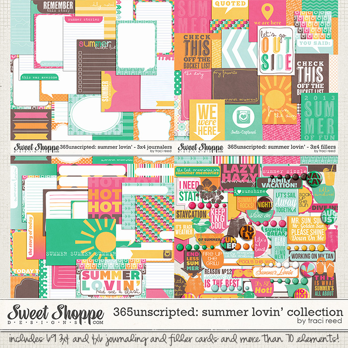 365Unscripted: Summer Lovin' Collection